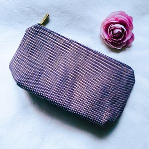 Tarte *Limited Edition* Purple & Gold Makeup Case